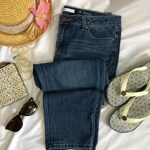 LC Lauren Conrad Skinny Jeans 12 stretch A26